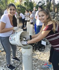 Temple Sholom teens travel to S.C. for 'Weekend of Service'
