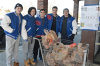 BBHS football players encouraged to give back