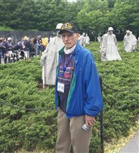 Port Chester veteran touched by free trip to nation's capital
