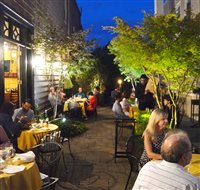 Outdoor eating options rise to forty-three this year