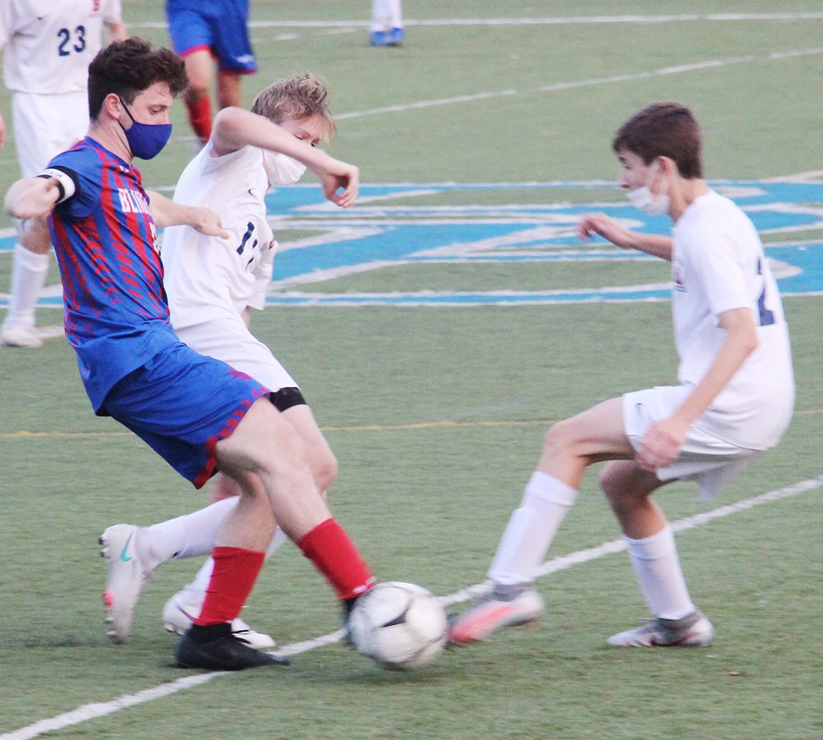 Blind Brook boys' soccer team enters season with winning record