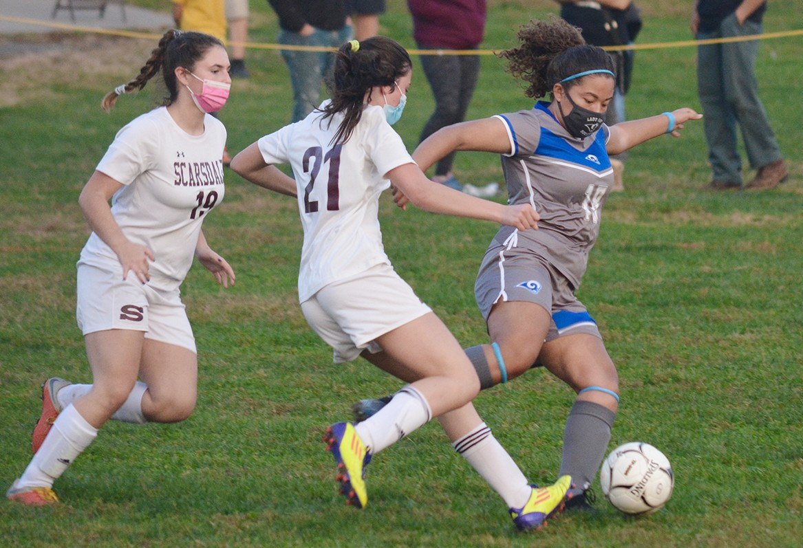 Lady Ram transfers transform soccer team, but soccer Rams still looking for a scorer