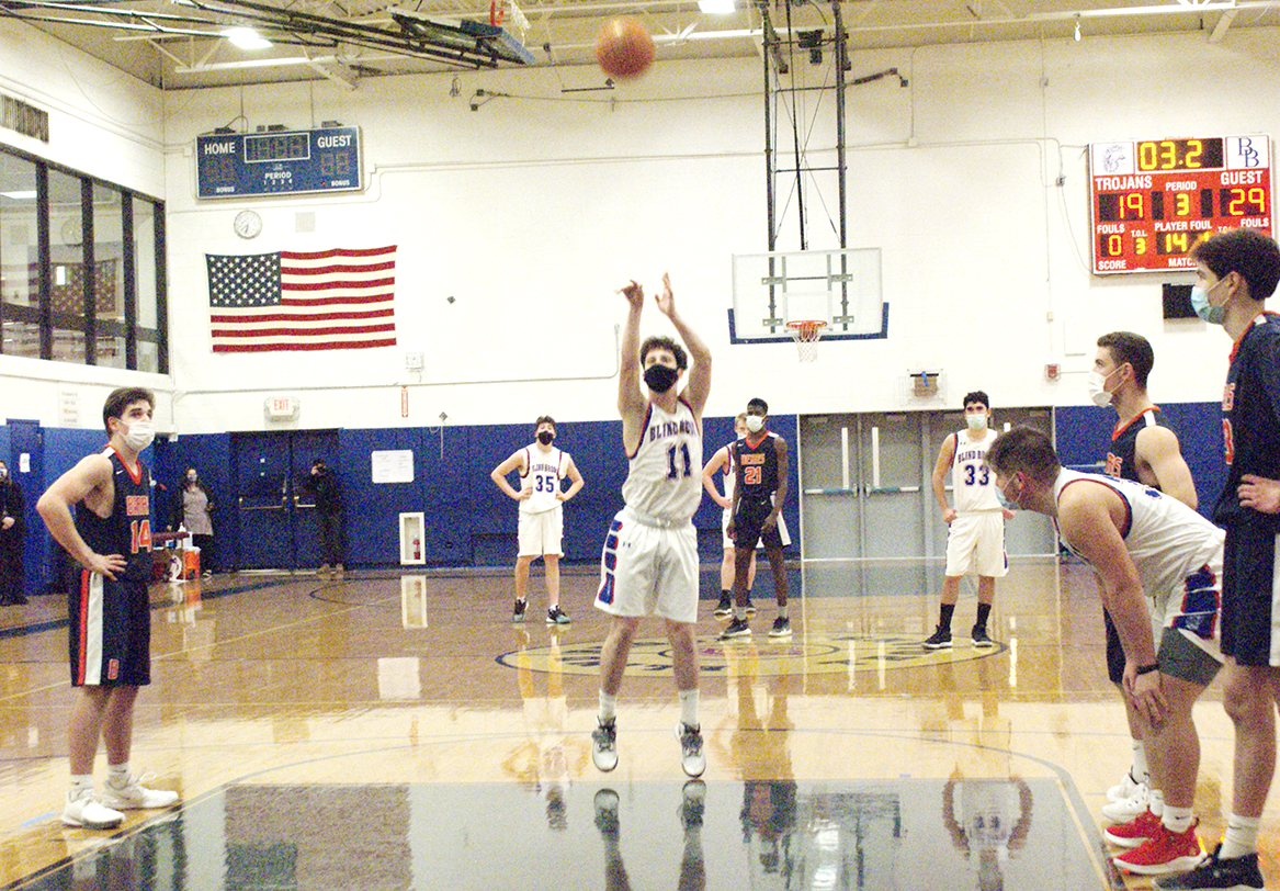 Trojans boys' basketball goes 1-2 for the week