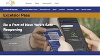 Excelsior Pass digital vaccination passport now available to New York State residents